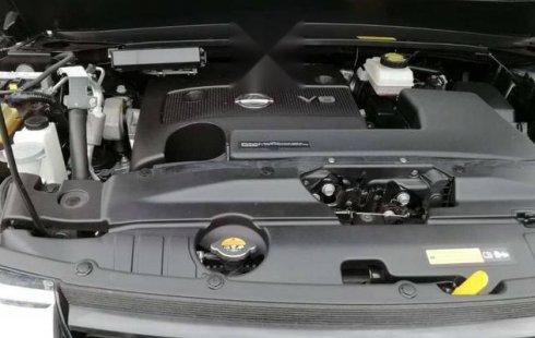 Precio de Nissan Pathfinder 2018