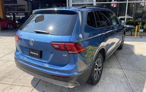 Volkswagen Tiguan usado en Benito Juárez