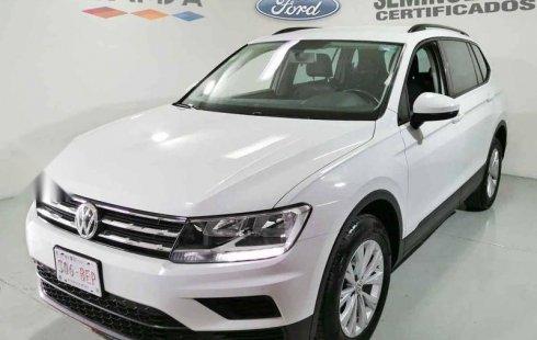 Volkswagen Tiguan impecable en Benito Juárez más barato imposible
