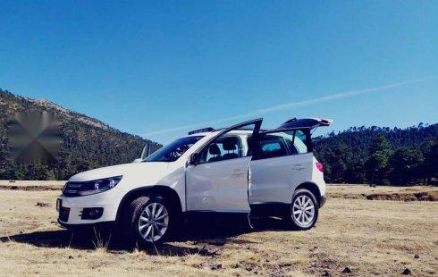 Auto usado Volkswagen Tiguan 2017 a un precio increíblemente barato