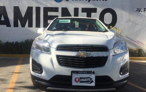 Chevrolet Trax precio muy asequible