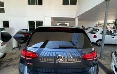 Vendo un Volkswagen Golf GTI en exelente estado