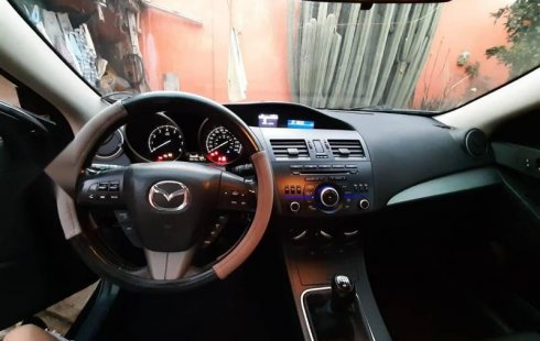 Se vende urgemente Mazda Mazda 3 2013 Manual en Ixtapaluca