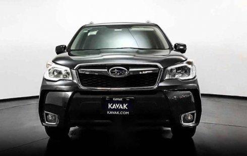 Un Subaru Forester 2016 impecable te está esperando