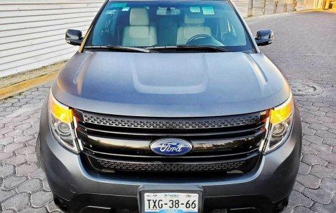 Se vende urgemente Ford Explorer 2012 Manual en Puebla