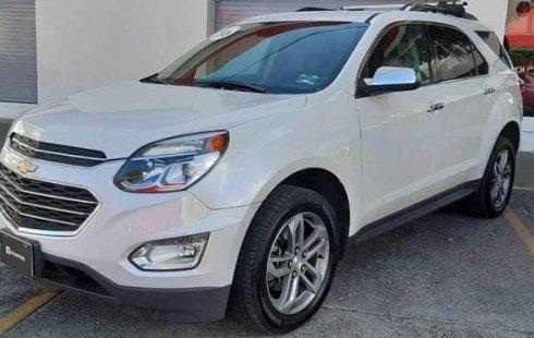 Chevrolet Equinox impecable en Benito Juárez más barato imposible