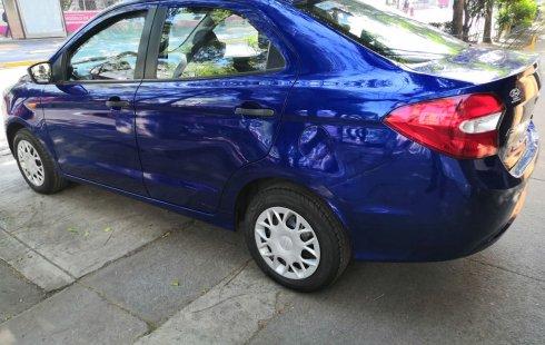 Ford Figo 2017 Sedán seminuevo
