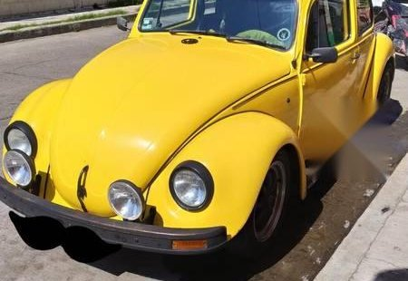 Quiero vender un Volkswagen Sedan usado