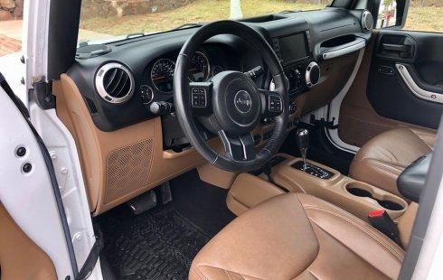 Jeep Wrangler 2016 usado en Jalisco