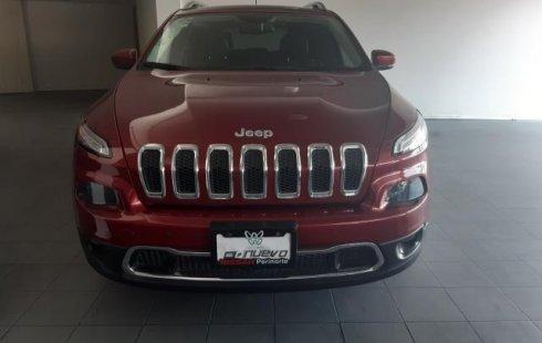 Se pone en venta un Jeep Cherokee