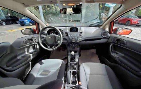 Ford Fiesta impecable en Miguel Hidalgo más barato imposible