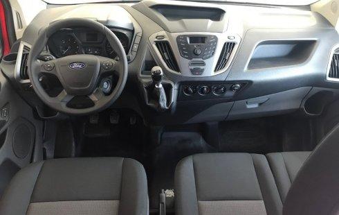 Vendo un Ford Transit
