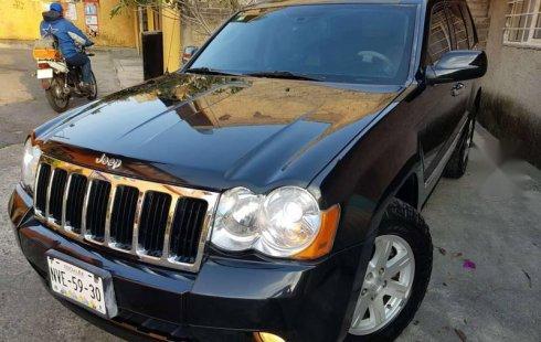 Quiero vender inmediatamente mi auto Jeep Grand Cherokee 2010