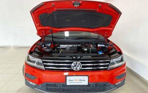 Volkswagen Tiguan usado en Puebla