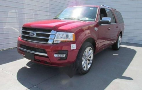Vendo un Ford Expedition impecable
