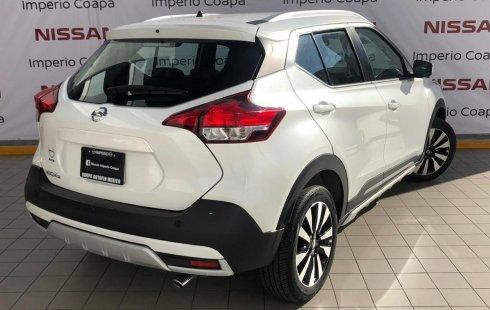 Auto usado Nissan Kicks 2020 a un precio increíblemente barato
