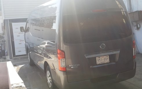 Se vende urgemente Nissan Urvan 2019 Manual en Benito Juárez