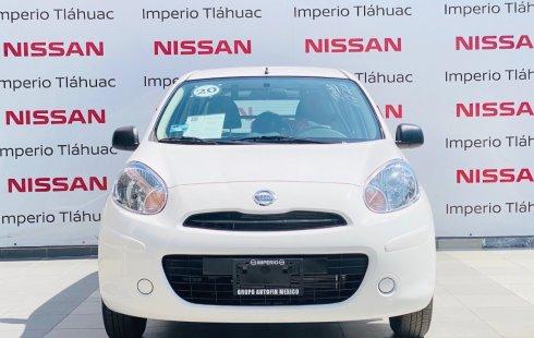 Carro Nissan March 2020 en buen estadode único propietario en excelente estado