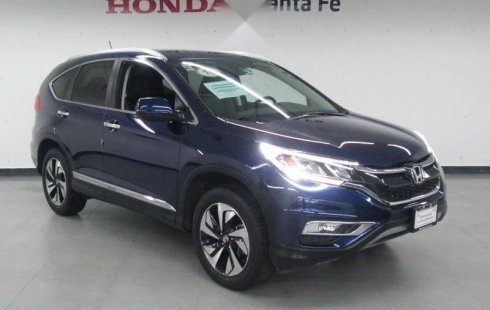 Urge!! Un excelente Honda CR-V 2016 Automático vendido a un precio increíblemente barato en Cuajimalpa de Morelos