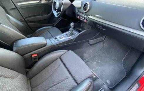 Quiero vender urgentemente mi auto Audi A3 2018 muy bien estado