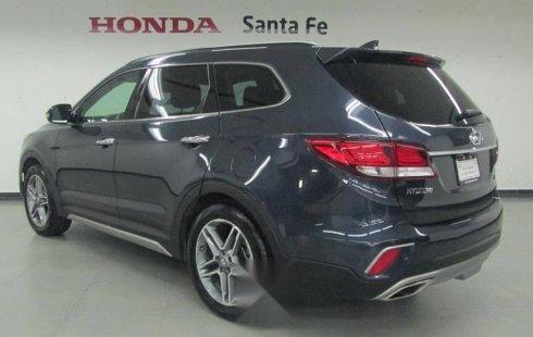 Hyundai Santa Fe impecable en Cuajimalpa de Morelos
