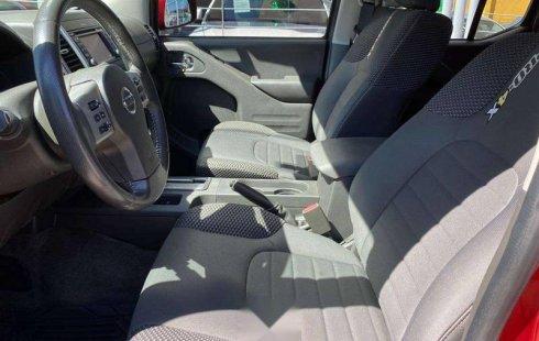 Un excelente Nissan Frontier 2017 está en la venta