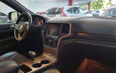 Tengo que vender mi querido Jeep Grand Cherokee 2014