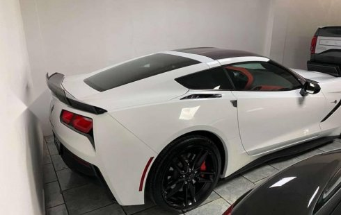 Se pone en venta un Chevrolet Corvette