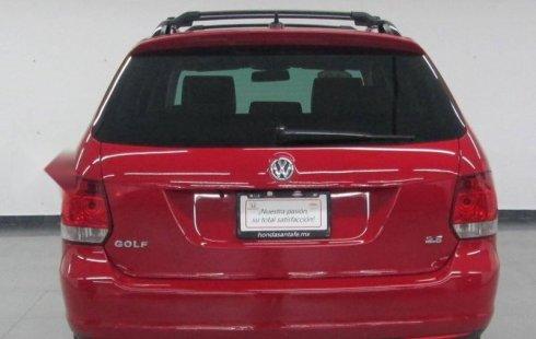 En venta un Volkswagen Golf 2010 Automático muy bien cuidado
