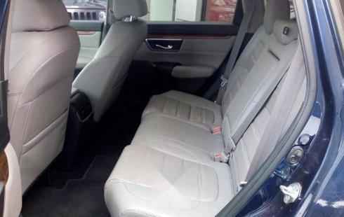 Quiero vender inmediatamente mi auto Honda CR-V 2017