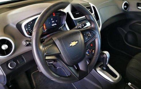 Chevrolet Sonic usado en Texcoco