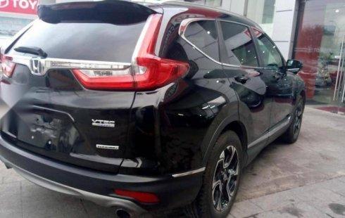Un Honda CR-V 2017 impecable te está esperando