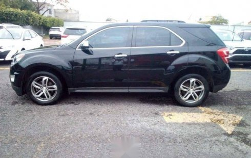 En venta carro Chevrolet Equinox 2016 en excelente estado