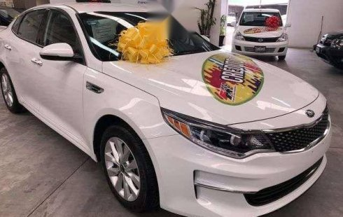 Vendo un Kia Optima impecable