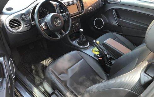 En venta un Volkswagen Beetle 2016 Manual muy bien cuidado