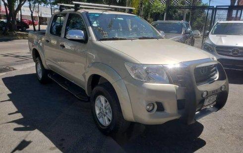 Toyota Hilux 2014 usado