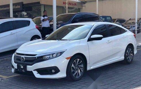 Quiero vender urgentemente mi auto Honda Civic 2018 muy bien estado
