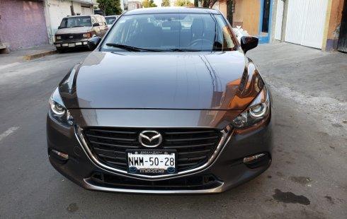 En venta un Mazda 3 2018 Automático en excelente condición
