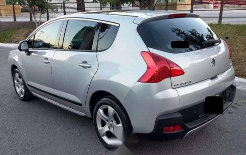 En venta un Peugeot 3008 2014 Automático muy bien cuidado