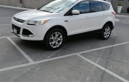 Ford Escape 2013 linea nueva