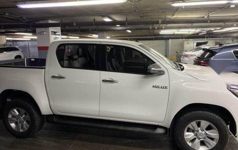 Toyota Hilux 2018 usado