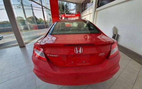 Un Honda Civic 2013 impecable te está esperando