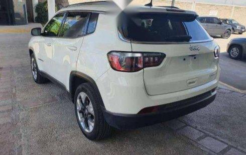 Quiero vender inmediatamente mi auto Jeep Compass 2018 muy bien cuidado