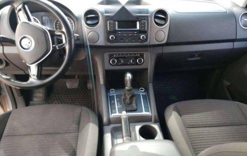 Quiero vender urgentemente mi auto Volkswagen Amarok 2016 muy bien estado