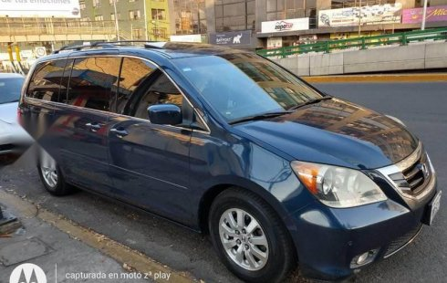 Quiero vender urgentemente mi auto Honda Odyssey 2009 muy bien estado