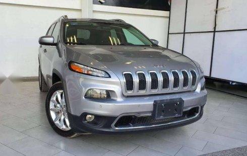 Urge!! Un excelente Jeep Cherokee 2017 Automático vendido a un precio increíblemente barato en Coacalco de Berriozábal