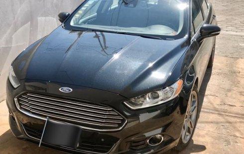 Ford Fusion 2015 TITANIUM