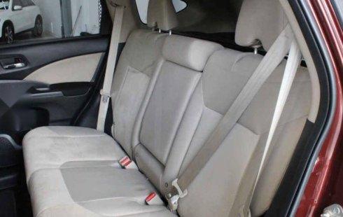 Se vende un Honda CR-V 2015 por cuestiones económicas