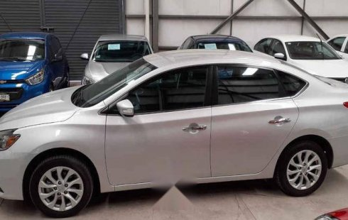 No te pierdas un excelente Nissan Sentra 2019 Automático en Querétaro