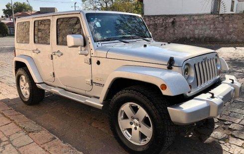 Quiero vender cuanto antes posible un Jeep Wrangler 2012